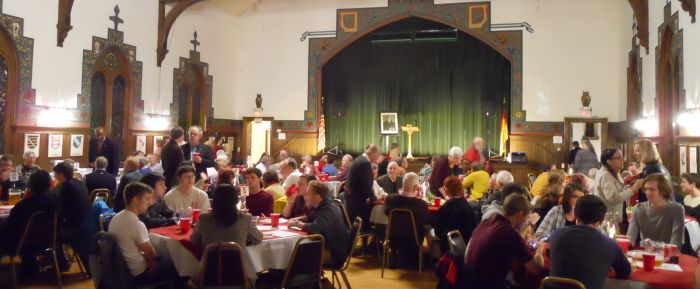 2015 Lutherfest at Zion Church Adlersaal