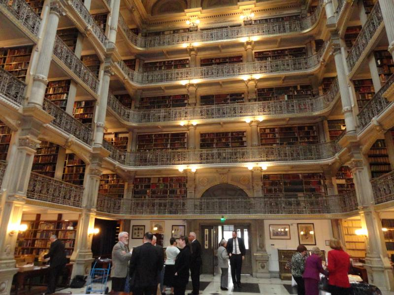 2016 Theological Symposium at the George Peabody Library