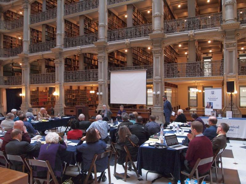 2017  Symposium at The George Peabody Library