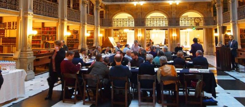 Theological Symposium at the George Peabody Library